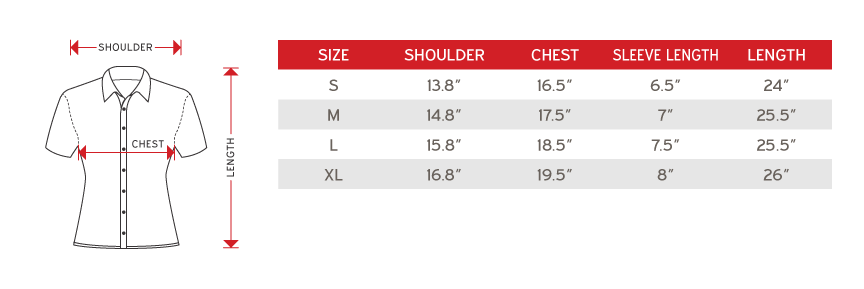 unisex-north-harbour-uniform-size-chart