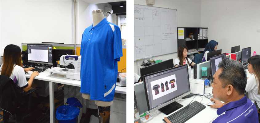 Shirts Printing Services tmaker staff uniform shirt