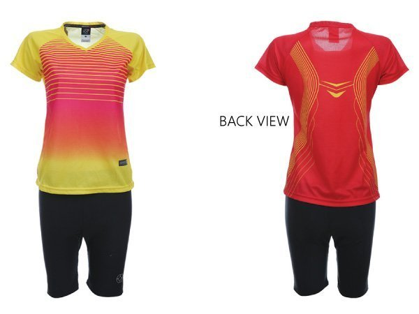 Arora Sports Sublimation Running set
